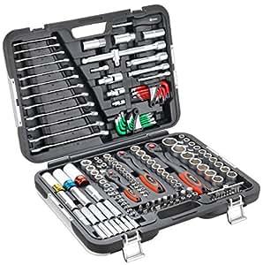 Connex COXBOH600160 - Caja de herramientas (160 piezas)