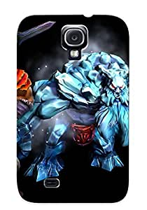 Crazinesswith Premium Galaxy S4 Case - Protective Skin - High Quality Design For Christmas's Gift