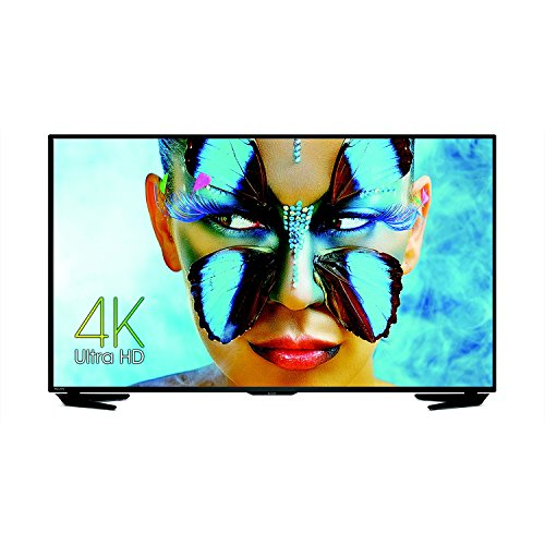 Sharp Aquos LC-43UB30U 43 inch 2160p 4K LED Smart Ultra HDTV (Certified Refurbished)