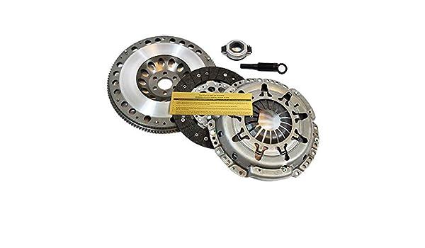 Amazon.com: LUK CLUTCH KIT w/ CHROMOLY FLYWHEEL for 02-06 NISSAN SENTRA ALTIMA SE-R SPEC-V: Automotive