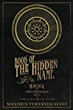 Book of the Hidden Name - Magick of the Shem