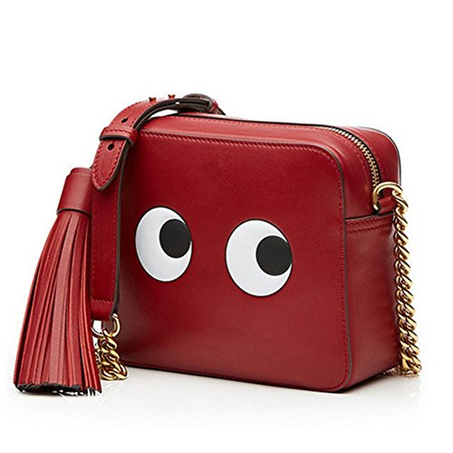 Cherrygoddy Mini Cartoon Shoulder Messenger Bag Pu Handbags(2)