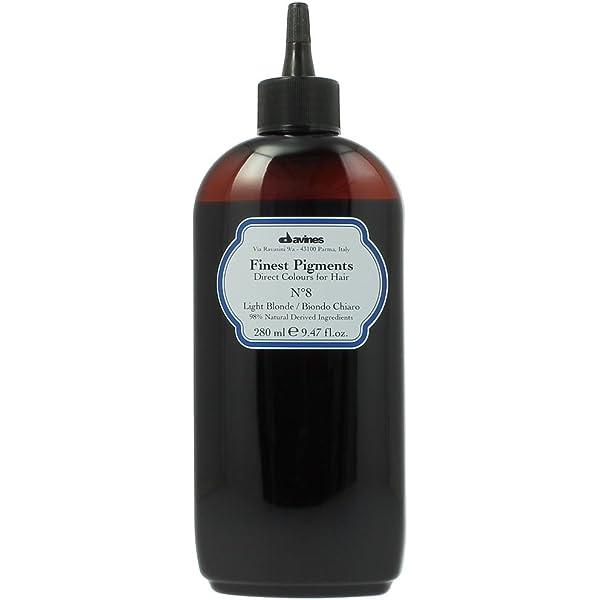 Davines Finest pigments No8 Light Blonde 280 ml: Amazon.es ...