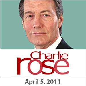 Charlie Rose: Cory Booker, Gerald Seib, Jonathan Karl, and John Heilemann, April 5, 2011 Radio/TV Program