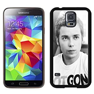 Beautiful Designed Cover Case With Mads Langer Man Face Look Tshirt For Samsung Galaxy S5 I9600 G900a G900v G900p G900t G900w Phone Case