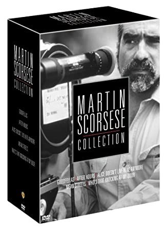 martin scorsese collection after hoursalice doesnt live here anymoregoodfellas