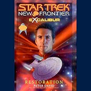 Star Trek, New Frontier Hörbuch