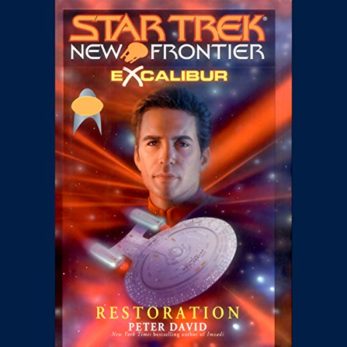 Star Trek, New Frontier: Excalibur: Restoration Audiobook [Free Download by Trial] thumbnail