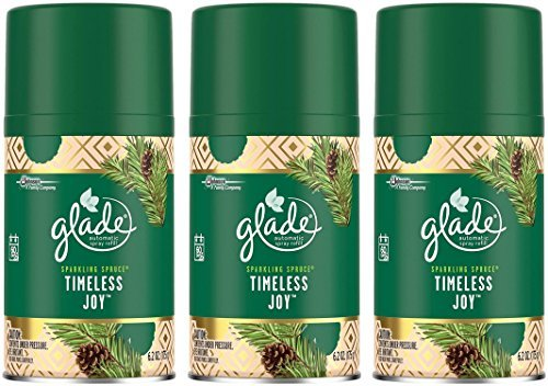 Glade Automatic Spray Refill - Holiday Collection 2016 -