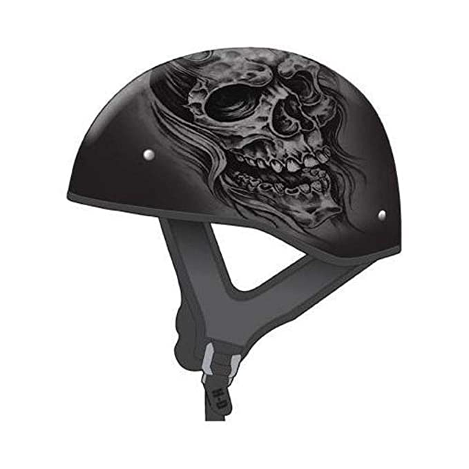 GMax HH65 Ghost/Rip Naked Helmet | 10% ($8.49) Off! - RevZilla