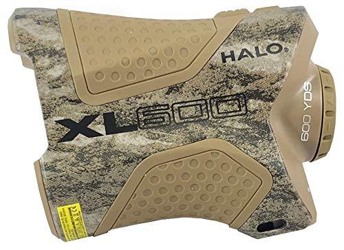 Halo Optics XL600 Series 6X 600 Yd. Hunting Laser Range Finder, Bottomlands Camo