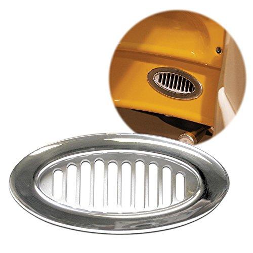 American Shifter 56595 Billet Aluminum AC/Heater (Billet Aluminum Vent)