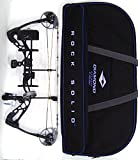 Diamond Edge SB-1 Compound Bow, Black, RAK Package, Left Hand, 7-70lbs, with Diamond Soft Bow Case For Sale