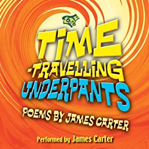 Time-Travelling Underpants Audiobook