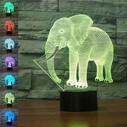 Acrylic Base Table Lamp - 3