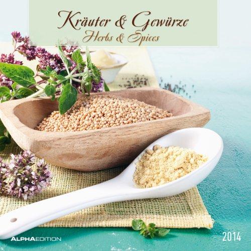 Kräuter & Gewürze 2014 Broschürenkalender