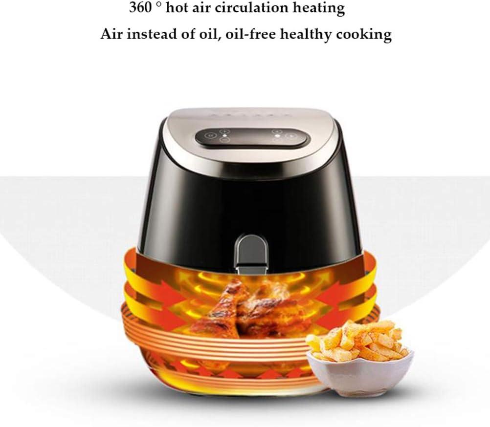 LTLWSH 3.2L Freidora de Aire, Sin Aceite-Pantalla táctil con Control de Temperatura y Temporizador, 1300W: Amazon.es