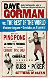 Front cover for the book Dave Gorman Vs the Rest of the World: Limited Edition with Bowling Voucher by Dave Gorman