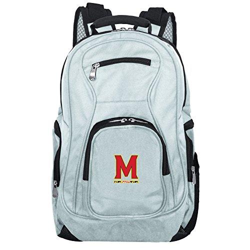 NCAA Maryland Terrapins Voyager Laptop Backpack, 19-inches, - Team Maryland Terrapins Backpack