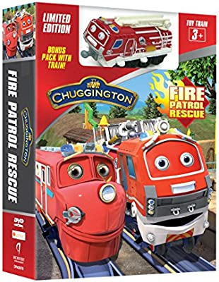 Amazon.com: Ch: Fire Patrol: Chuggington Characters, Not ...