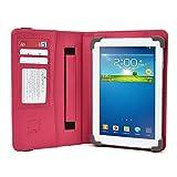 7 inch emerson tablet - Emerson EM744 / EM749 7 Inch Tablet Case - UniGrip PRO Edition - By Cush Cases (Pink)