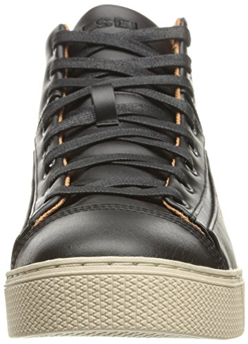 Diesel Mens S-illusion S-mirage Sneaker Mid Fashion Nera