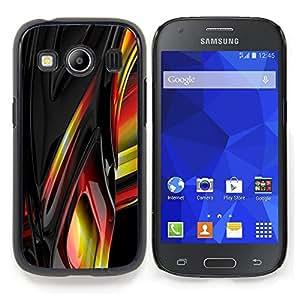 Stuss Case / Funda Carcasa protectora - Colores Transformador florero de vidrio - Samsung Galaxy Ace Style LTE/ G357