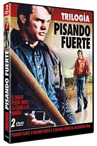 Trilogía Pisando Fuerte ( Walking Tall - 1973 + Walking Tall Part II - 1975 + Final Chapter: Walking Tall - 1977) Trilogy [Non-usa Format: Pal -Import- Spain ]