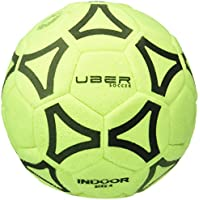 Uber Soccer Indoor Felt Ball - Yellow - Size 5