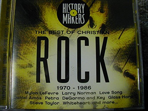 Price comparison product image The Best of Christian Rock 1970-1986