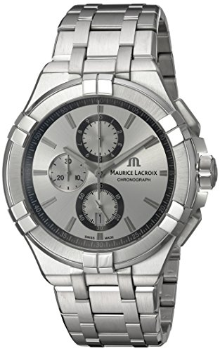 maurice-lacroix-mens-aikon-quartz-stainless-steel-casual-watch-colorsilver-toned-model-ai1018-ss002-