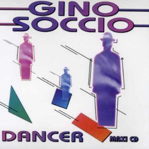CD : Gino Soccio - Dance To Dance / Danger (Canada - Import)