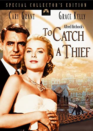 Grace Kelly - To Catch A Thief