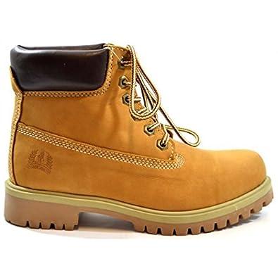 GREENWICK POLO CLUB - Botas para Hombre Amarillo Amarillo Amarillo ...