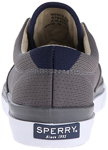 Sperry Top-sider Mens Striper Cvo Tricot Mode Sneaker Gris