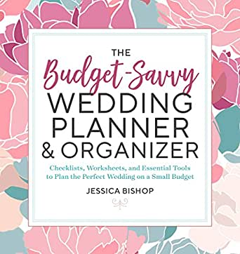 amazon com the budget savvy wedding planner organizer checklists