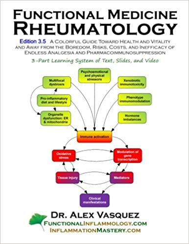Functional Medicine Rheumatology v3.5: Functional Inflammology, volume 1: Addendum and Clinical Applications (Inflammation Mastery / Functional Inflammology)
