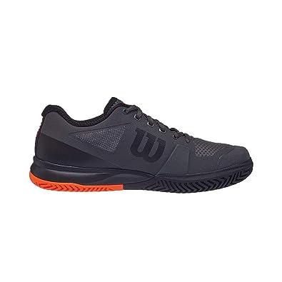 9d575c4290 WILSON Rush Pro 2.5, Chaussures de Tennis Homme, (Magnet/Black/Shocking