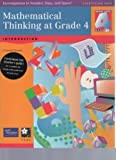 Mathematical Thinking at Grade 4, Cornelia Tierney, 157232743X