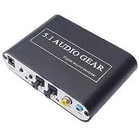Hkecart 51 Audio Gear Digital Sound Decoder Converter