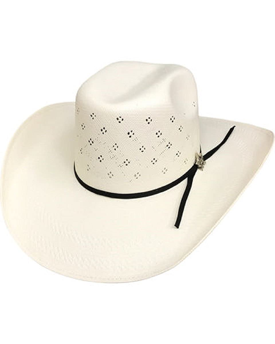 896ade3b89b Bullhide something Magical PBR 100X Straw Cowboy Hat 2951 at Amazon Men s  Clothing store