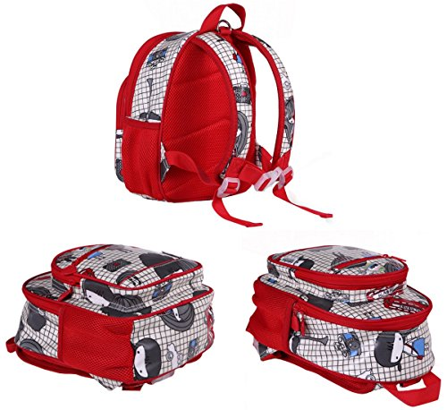 dc39eaf52a Moonwind Waterproof Toddler Kids School Leash Bag Baby Children Harness  Backpack  Amazon.co.uk  Luggage