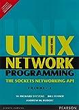 Unix Network Programming, Volume 1: The Sockets Networking Api, 3/E by W. Richard Stevens (January 19,2015)