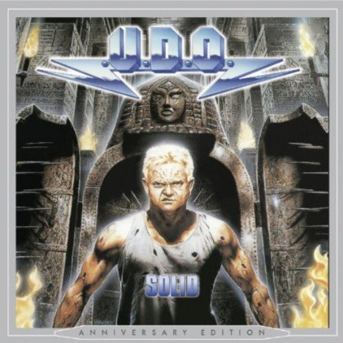 CD : U.D.O. - Solid (Anniversary Edition)