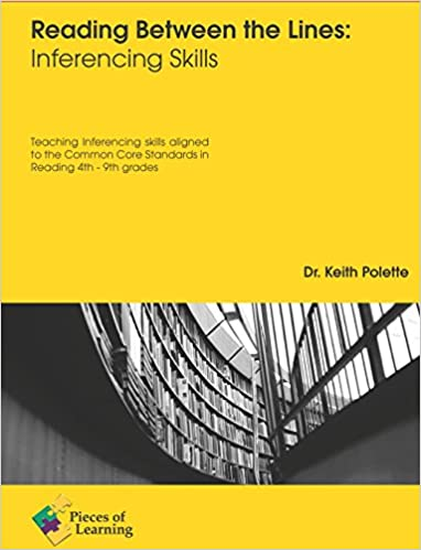 Reading Between the Lines - Inferencing Skills: Dr. Keith Polette ...