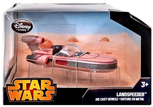 - Star Wars Diecast Vehicle Landspeeder