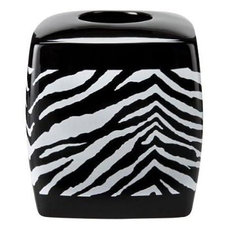 Popular Bath Gazelle Animal Print Bathroom Resin Toothbrush Holder