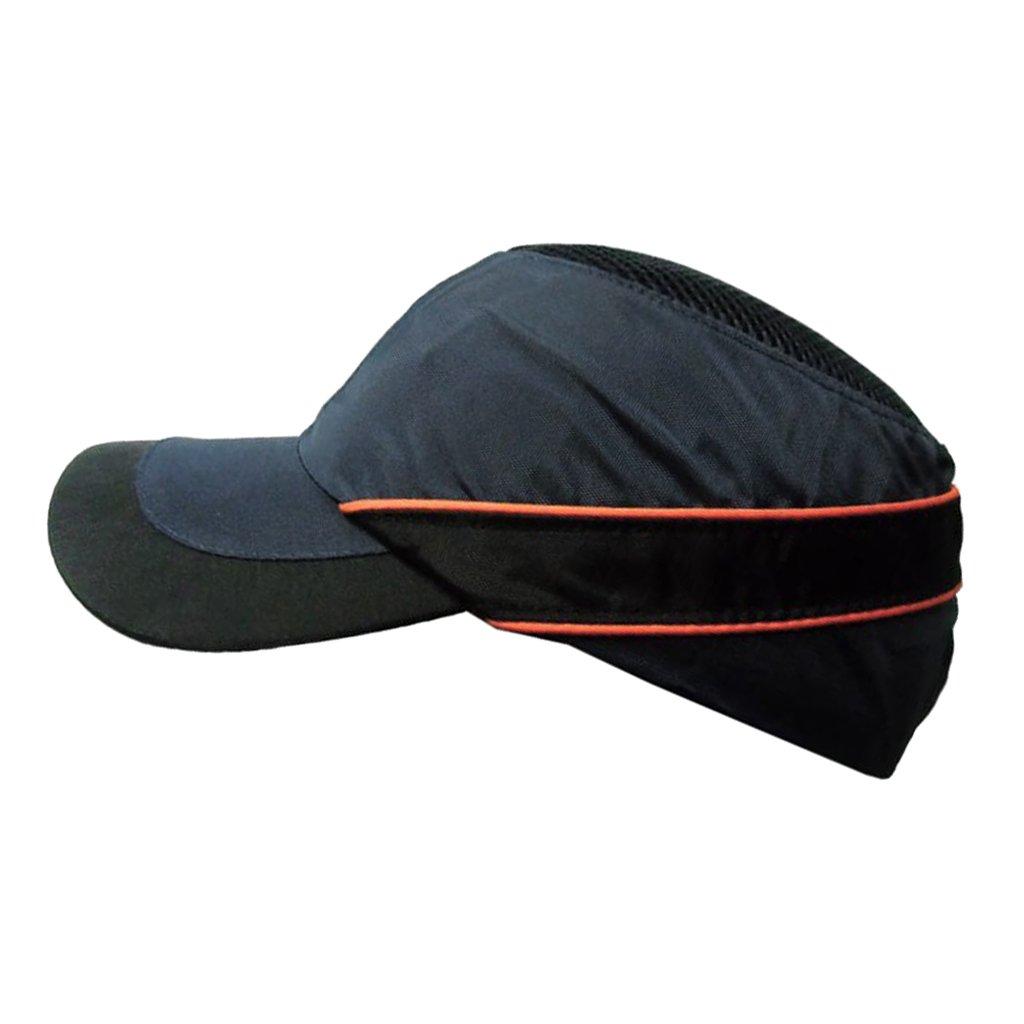 Flameer PE Bump Caps Safety Helmet Navy Blue by Flameer (Image #6)