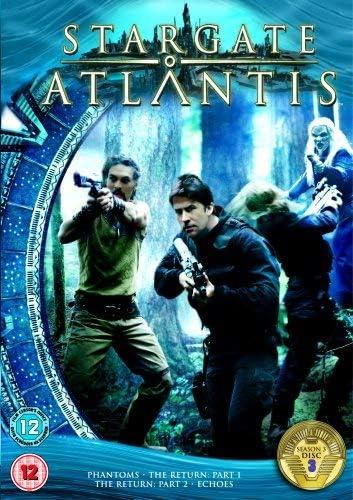 Stargate Atlantis Season 3 Episodes 9 12 Joe Flanigan Torri Higginson Rachel Luttrell Rainbow Sun Francks Jason Momoa Paul Mcgillion David Hewlett Amazon Nl