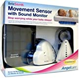 Bebe Sounds Angelcare Movement Sensor Pad with Sound Monitor